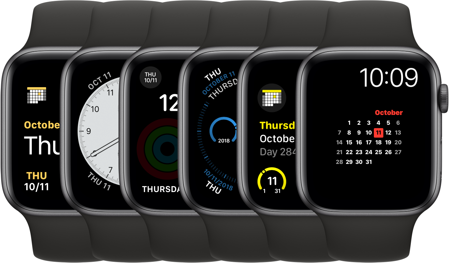Better Day A Complication For The Apple Watch